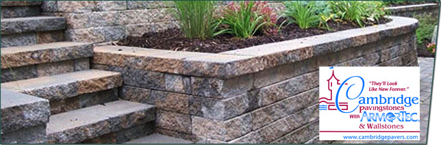 Cambridge Retaining Walls