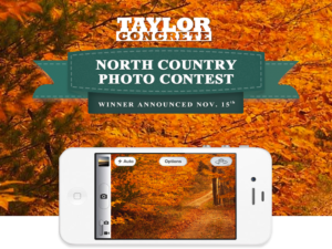 Taylor Concrete November Photo Contest