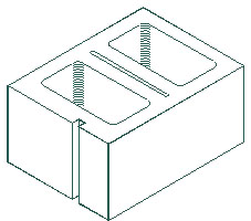 12-Inch Concrete Blocks | Upstate NY Masonry Blocks